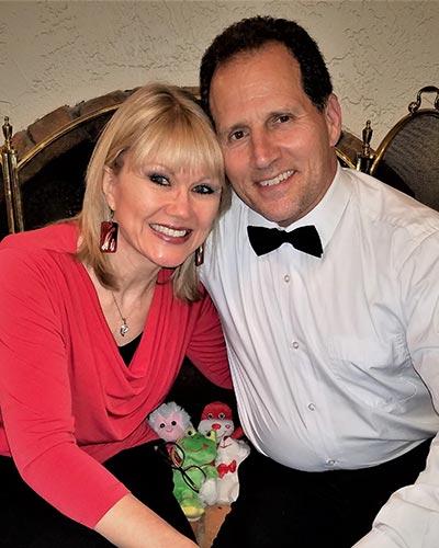 Bridget and Scott Steffensen